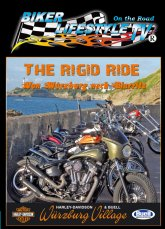 The Rigid Ride 2016 - Würzburg nach Biarritz