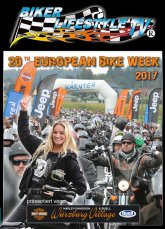 European Bike Week 2017 - 20.Anniversary