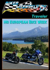 No European Bike Week 2020